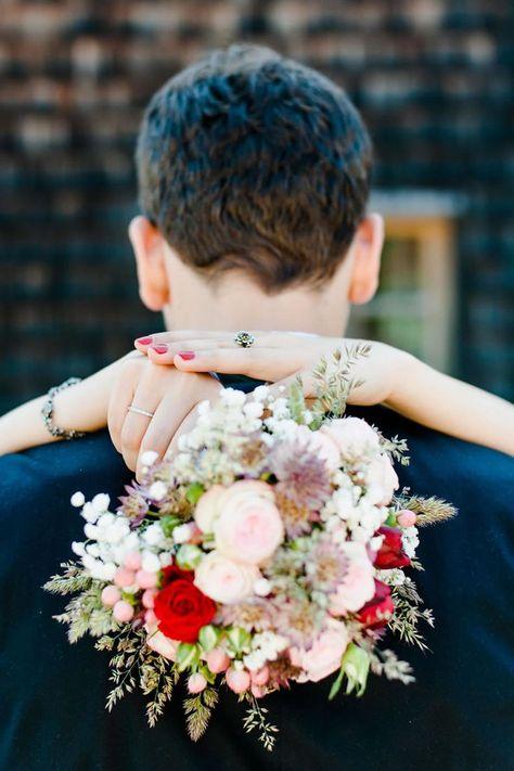 Hochzeitsfotograf Monika Schweighardt Photography | Brautpaarshooting am Spitzingsee