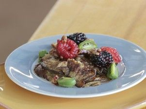 paleo pancakes healthy and easy antonia lofaso cutthroat kitchen chef restaurateur guest on guy s ranch kitchen on the food network recipe in 2020 food network recipes paleo pancakes paleo banana pancakes pinterest