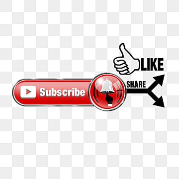 Subscribe Button And Bell Arrow Hand Social Media Png Transparent Clipart Image And Psd File For Free Download Background Banner Youtube Banner Backgrounds Subscribe
