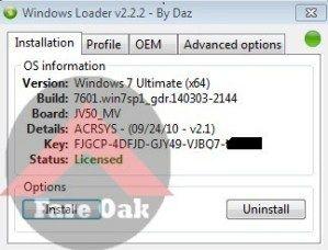 Windows 7 Loader By Daz Windows Defender Storage Server Windows