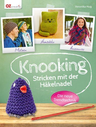 Knooking Netzmuster Youtube 1