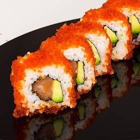 Yo Sushi Roll Check Out The Recipe Here Recipe Sushi Roll Recipes Sushi Recipes Easy Sushi Recipes