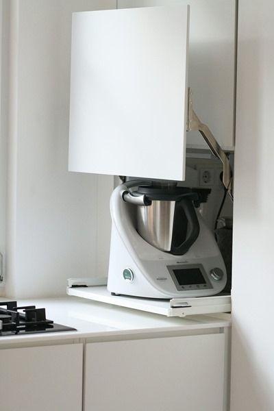 Unsere Küche Home - Kuchyne Pinterest Hidden kitchen - schubladen für küchenschränke