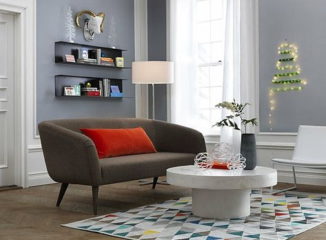 Teppichboden wohnzimmer ~ Wohnideen für wohnzimmer teppich teppichboden muster geometrisch
