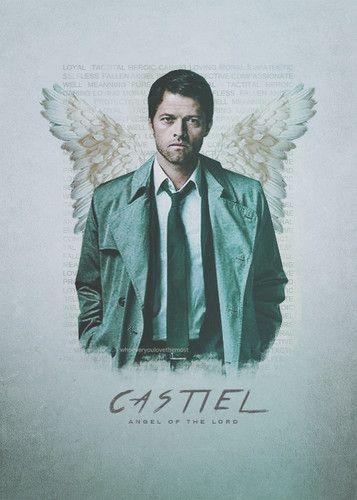 Supernatural Fan Art Castiel Supernatural Pictures Castiel Supernatural Supernatural Wallpaper