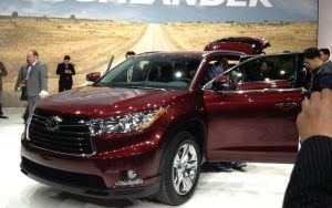 Toyota Highlander Colors >> The 2019 Toyota Highlander Colors Redesign And Price