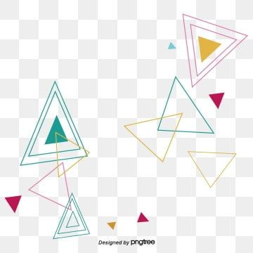 Color Lines Triangle Png And Vector Graphic Design Background Templates Graphic Design Text Geometric Lines