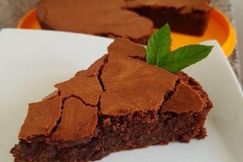 Gateau Macarone Au Chocolat Au Thermomix Recette Chocolat Gateau Bon Gateau