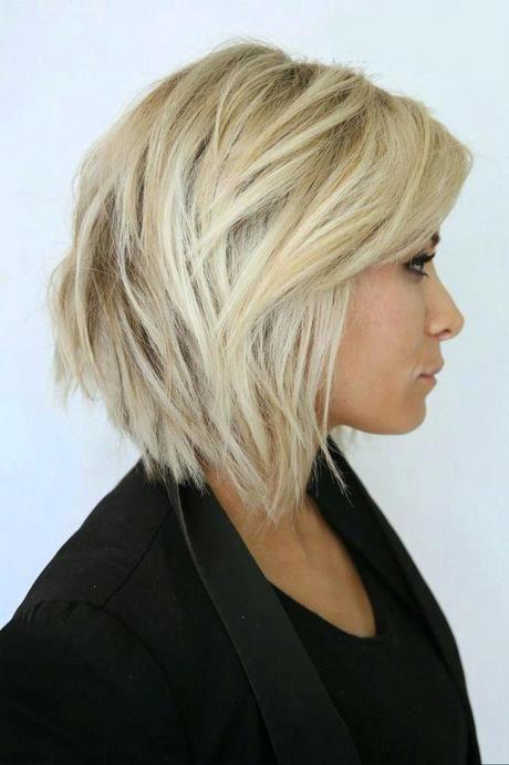 Coupe De Cheveux Mi Long Destructuree Femme   Coiffures Cheveux Longs