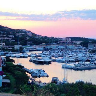 #sunset #fuggoinsardegna #PortoCervo #Sardegna #sardinia  #summer4igers #igers_sardegna #travel #traveler #travelblog #tourism