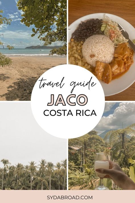 The Best Things to do in Jaco Costa Rica