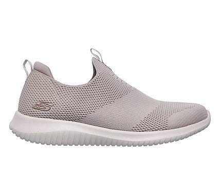Women S Ultra Flex First Take Memory Foam Slip On Sneaker 靴 ニット