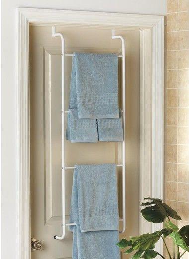 4 Tier Over Door Towel Rack Over Door Towel Rack Towel Rack Bathroom Towel Rack