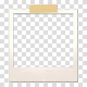 Polaroid Square White Frame Transparent Background Png Clipart White Square Frame Polaroid Frame Png Polaroid Frame