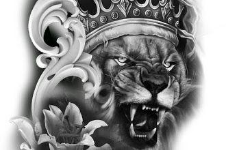 Lion Photos Drawing In Black And White صور الأسد الرسم بالأبيض والأسود Badass Tattoos Tattoos Lion Sculpture
