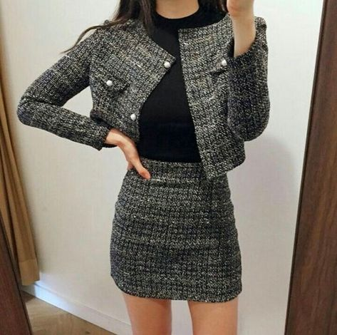 work korean fashion looks stunning 70321