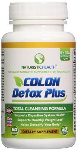 Colon Cleanse Detox Weight Loss Capsules Best Colon