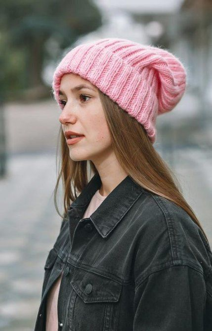 New Hat Wool Knitting Products Ideas Knitted Hats Pink Knit Hat Winter Hats For Women