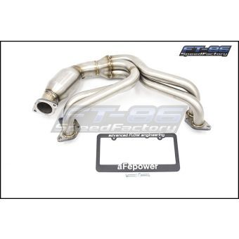 FMF Racing PowerBomb Header Stainless Steel DRZ400//S//M KLX400-040038