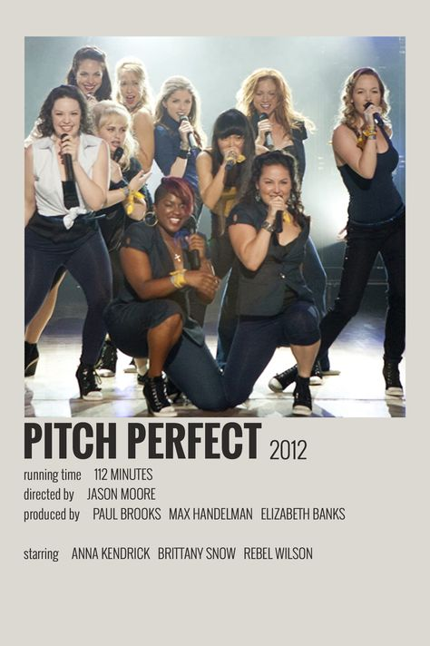 Pitch Perfect by Maja