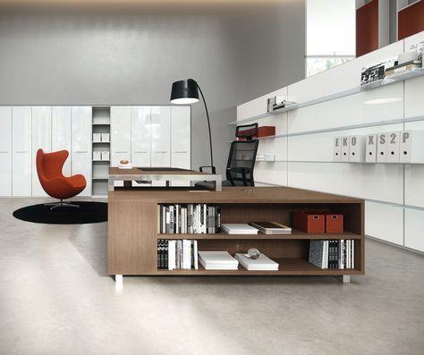Design Executive Desk - DV905 - Della Valentina Office   table ...