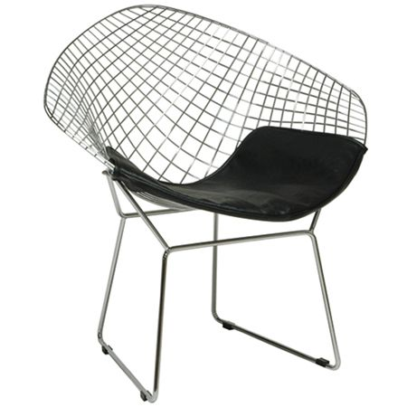 Bertoia Diamond Chair Reproduction Chair Mid Century Dining