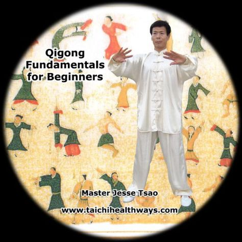 Qi Gong for Beginners Eight Easy Movements for Vibrant t