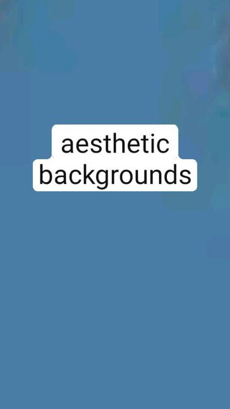 aesthetic backgrounds