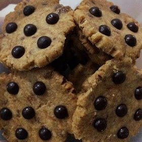 Dapur Resep 101 Resep Biskuit Milo Resep Biskuit Kue Kering Makanan