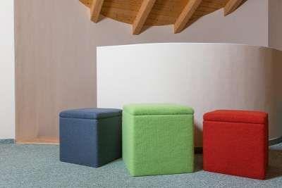 Climacube Der Okologische Sitzwurfel Zum Wohlfuhlen Alle Farben
