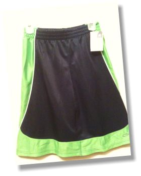 super popular 49044 6abbb doesn;t look hard to do... guys basketball shorts into skirt ...