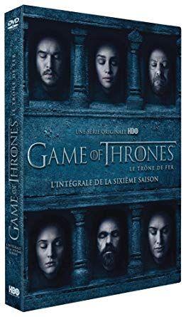 Game Of Thrones Le Trone De Fer Saison 6 Dvd Hbo