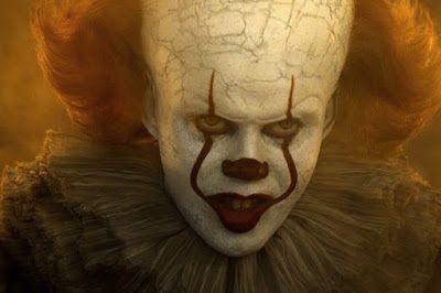 Terror En El Cine It Chapter Two Spot Nuevo Spot Horror Film Movies Peliculas De Terror Payasos Malvados Stephen King It
