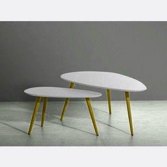 Attrayant Table Basse Gigogne Fly 0 Table D Appoint Dans Table Basse Achetez Au Meilleur Prix