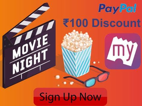 Get Best Movie Deals And Coupons At Bookmyshow Coupons Movie