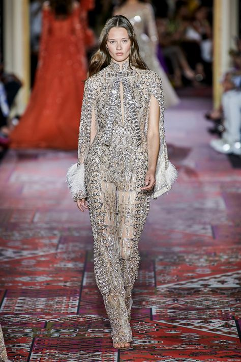 Zuhair Murad Fall 2019 Couture Collection - Vogue