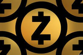 zcash cryptocurrency price chart