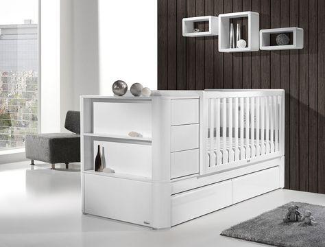 La cuna de tu hijo se puede convertir en un dormitorio juvenil ...