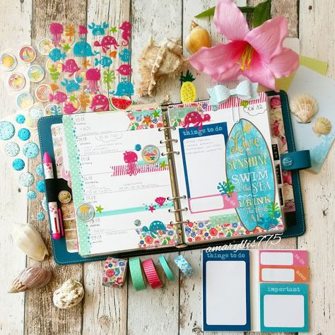 Filofaxing Plannerdeco Filofaxing \/ Creative pages by - k chenkalender 2015 selbst gestalten