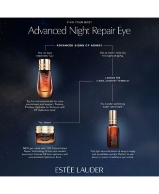 Estee Lauder Advanced Night Repair Eye Supercharged Complex Synchronized Recovery 0 5 Oz Reviews Shop All Brands Beauty Macy S In 2020 Advanced Night Repair Estee Lauder Advanced Night Repair Repair