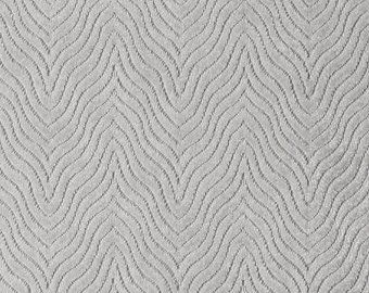 Light Grey Velvet Upholstery Fabric