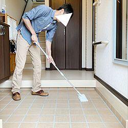 玄関 クイックルストロング ウィルス対策 掃除しやすい家 除菌 などのインテリア実例 2020 06 29 20 30 56 Roomclip ルームクリップ インテリア インテリア 実例 部屋 インテリア