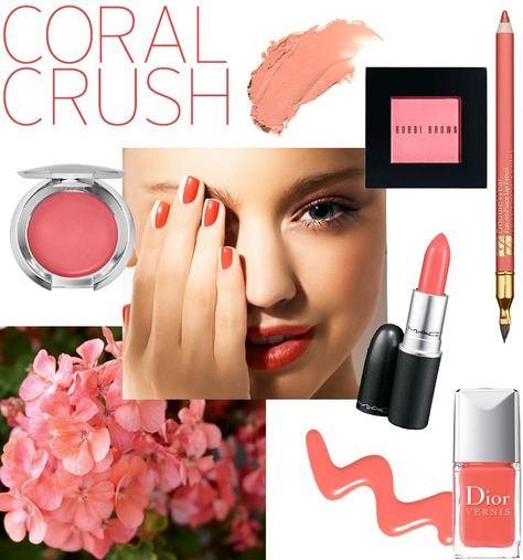 Spring Trend: We're Crushing on Coral