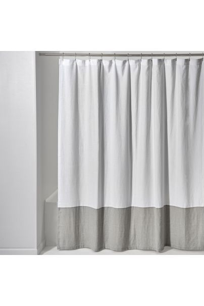 Discover Aquidneck Colorblock Shower Curtain 72 X 72 Online