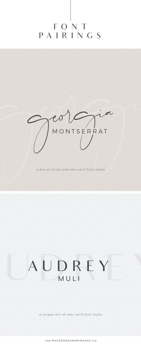 Choosing the proper font combination will give you a luxurious, modern, traditional, or feminine feel. Montserrat, one of my favorite san serif fonts. Graphic Design Fonts, Font Design, Web Design, Design Posters, Type Design, Luxury Graphic Design, Graphic Design Invitation, Minimalist Graphic Design, Type Posters