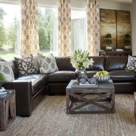 58 Who Is Misleading Us About Dark Brown Leather Couch Living Room Decorating Dark Brown Sofa Living Room Dark Brown Couch Living Room Brown Living Room Decor