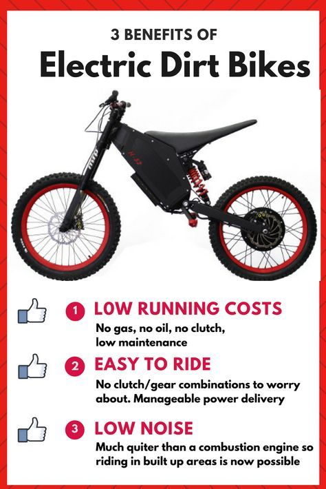 Electric Dirt Bikes A Comprehensive Guide For Beginners 2019