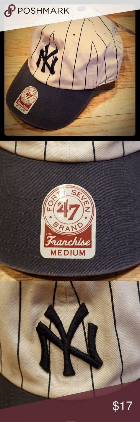 f2c172a92c9e4 New York Yankees Hat NWT! Forty Seven Brand Medium Brand new with tags! NY