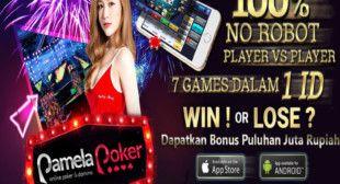 Situs Poker Online Terpercaya 2018 #