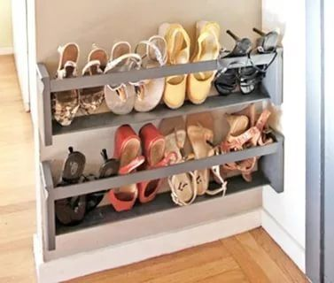 47 Awesome Shoe Rack Ideas In 2020 Concepts For Storing Your Shoes Shoe Storage Rack Diy Shoe Storage Shoe Rack Closet